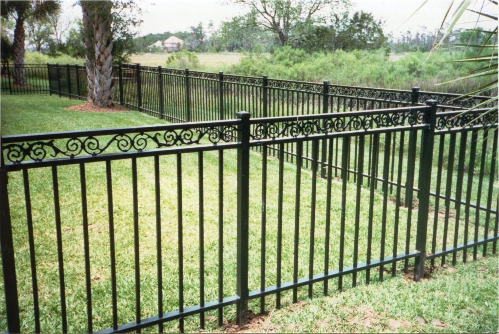 Oakland fence